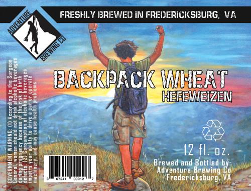 BackPack Label