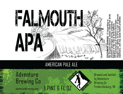Falmouth APA Label