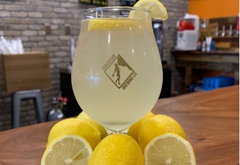 Laid Back Lemonade