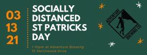 Socially Distance St. Patricks